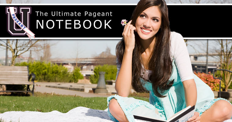 The Ultimate Pageant Notebook | Teen Pageant Edition on Lifetime's The Client List